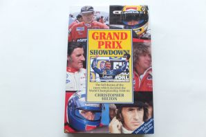 GRAND PRIX SHOWDOWN - The Full Drama Of The Races Which Decided The World Championship (Hilton 1992)
